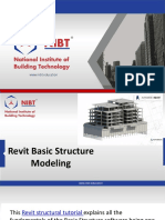 Revit Basic Structure Modeling