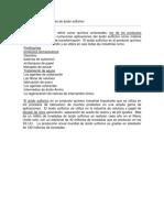 Aplicaciones Industriales de Ácido Sulfúrico