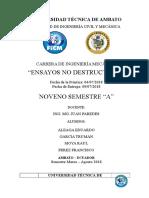 Informe Calibracion de Equipos (1)