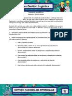 Actividad de Aprendizaje 17 Evidencia 4 Ejercicio Práctico