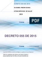 DECRETO 055