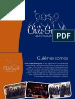 Presentación Chile Gospel