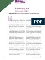 Integrative Learning and Interdisciplina