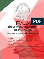 PROCESO DE ESCULTURA