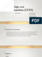 Sondaje Con Diamantina (DDH)