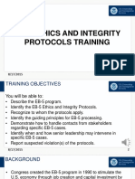 Eb 5 Protocols Training