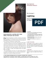 Amherst Media's Wes Kroninger's Lighting