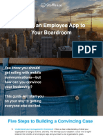How to sell an employee App