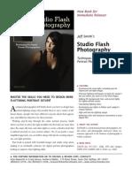 Amherst Media's Jeff Smith's Studio Flash Photography for Digital Portrait Photographers