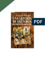 Braudel. Una lección de Historia. Fragmento. El capitalismo.pdf