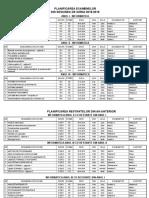 Planificare Examene Iarna 18-19 Info Zi Si Fr