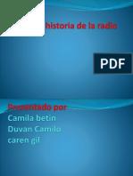 La Historia Del Radio