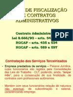 Aula 2 - Contrato Administrativo – Lei 8.666