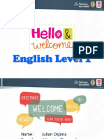 1- Level 1 Welcome 2018-03