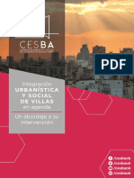 Integración urbanistica