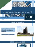 EDIFICIOS VIDRIO PERU