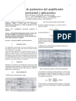 Informe P5-Amplificador Operacional