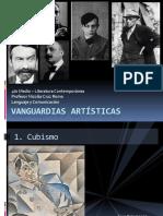 PPT - Vanguardias