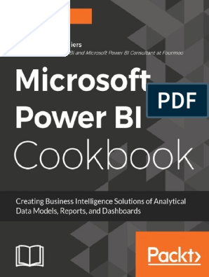Microsoft Power BI Cookbook pdf | Business Intelligence