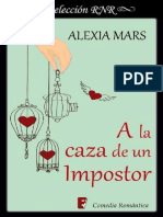 A la caza de un impostor - Alexia Mars.epub