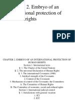 Embryo International Protection