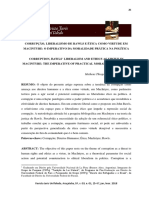 CORRUPÇÃO, LIBERALISMO DE RAWLS E ÉTICA COMO VIRTUDE EM MACINTYRE