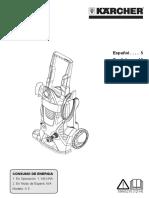 Manual Karcher k5