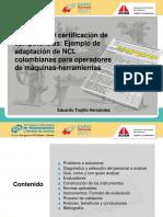 Ponencia 17019 ACIEM2017 - Evaluación Competencias Máquinas-herramientas