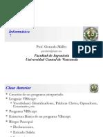 Clase Informatica 7