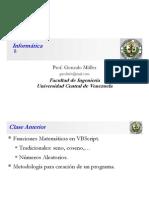 Clase Informatica 8