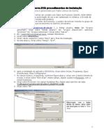 Protocolo Novo-EXE-Procedimentos de Instalao