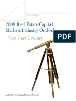 -2008 Real Estate Capital   Markets Industry Outlook (2008).pdf