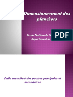 Dimensionnement Des Dalles- Chapitre 1 Revu Et Corrigé