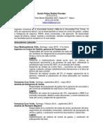 CV Felipe Robles