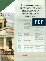 UNIDAD 2 - LAS AUTONOMÍAS PROVINCIALES Y LAS LUCHAS POR LA ORGANIZACIÓN NACIONAL.pdf