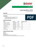 Agri Mp Pllus 10w-30