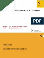 clasificacion de suelos
