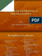 Komplikasi Eksodonsia Dan Perawatannya(7)