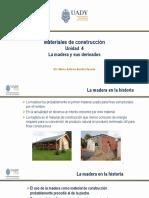 4. - La Madera y Sus Derivados