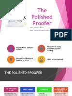 polished proofer