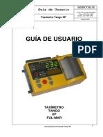 Ful-Mar Tango XP Taxi Meter