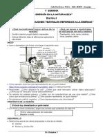 3° OCTUBRE - EDUCACIÓN FISICA Y ARTE