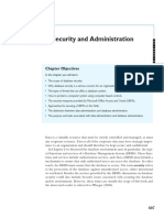 Database Systems_Database Security and Administration