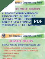 Human Life Concept