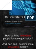 ADN Innovador 2015 Christensen Otros