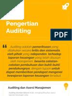 Pengertian Audit - Pengauditan 1