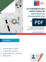 Independientes 2019 (Ley 21.133)