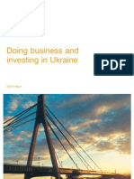 DoingBusiness&InvestinginUkraine_PriceWaterHouseCoopers2007