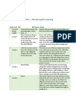 teaching practice task 2