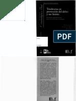AGUSTINA, José Ramón. Tendencias en Prevención del Delito y sus Límites. 2010.pdf